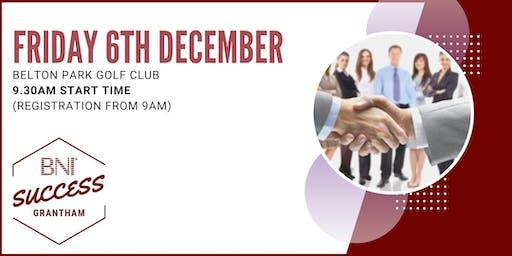 BNI Success Grantham - Network meeting 6th December
