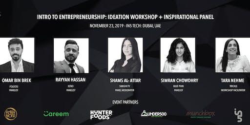 Intro to Entrepreneurship!