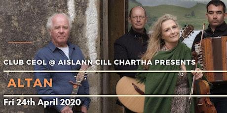 ALTAN - Club Ceol Aislann Cill Chartha tickets
