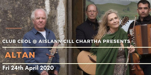 ALTAN - Club Ceol Aislann Cill Chartha
