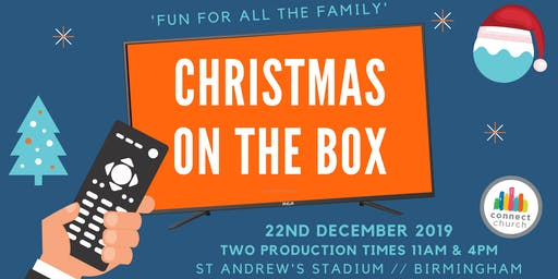 Christmas On The Box - Production! 11AM SHOW