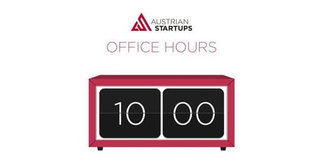 AustrianStartups Office Hours – Free 1-on-1 Consulting w/ Infineon &Friends tickets