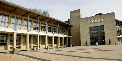 gdb January Members Meeting at Canon (UK) Ltd with Reigate & Banstead Borough Council
