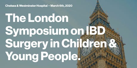 London Symposium on IBD Surgery in Children and Young People tickets