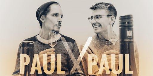 "Pop up Restaurant ""Paul X Paul"""