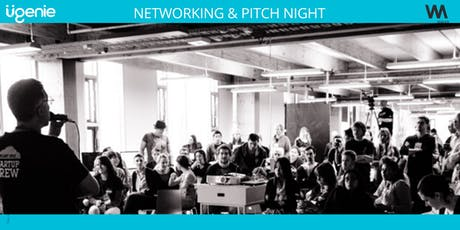 Ugenie & WAYRA UK Mental Health & Wellness Pitch Night tickets