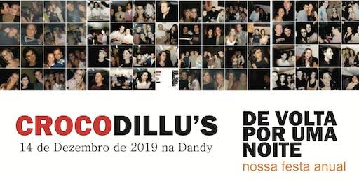 CROCODILLUS DE VOLTA POR UMA NOITE