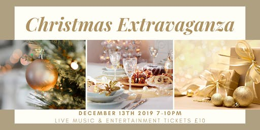 Christmas Extravaganza hosted by GLOW