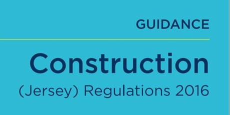 AJA CPD: Management of Construction (Jersey) Regulations 2016 by Tammy Fage tickets