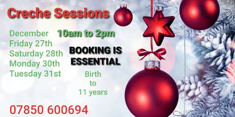 Christmas Creche - Childcare tickets