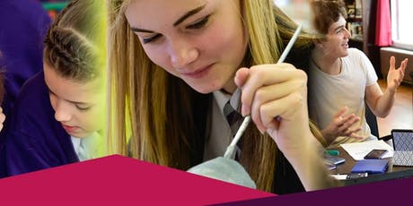 Leadership, impact & strategies to improve design and technology in schools tickets