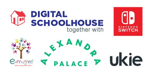 Visionaries by Digital Schoolhouse, Alexandra Palace and e-Magine