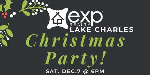 Lake Charles eXp Christmas Party - 2019