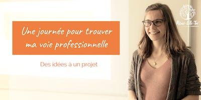Une journée pour trouver ta voie professionnelle : des idées à un projet