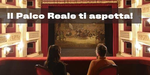 Teatro comunale Niccolò Piccinni - Il Palco Reale ti aspetta!