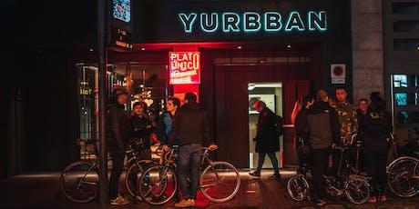 """YURBBAN CYCLE con FINNA CYCLES y PLAT ´ÚNIC """"XMAS EDITION"""" entradas"""