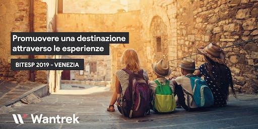 Promuovere una destinazione  attraverso le Experiences