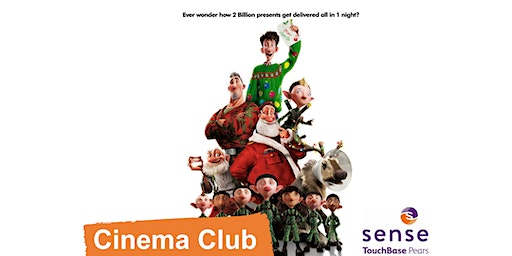 Relaxed Screening of Arthur Christmas - Christmas Special!