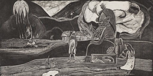 Impressions of Modern Life:  Linocutting Workshop