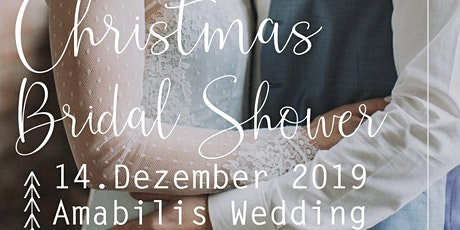 Christmas Bridalshower Tickets