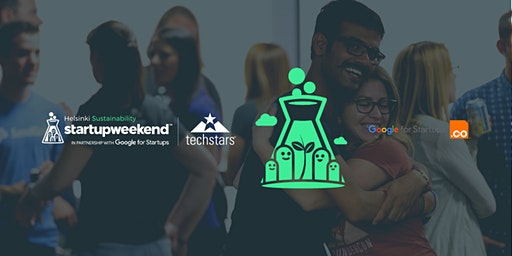 Techstars Startup Weekend Helsinki Sustainability