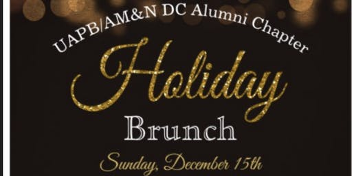 2019 UAPB/AM&N DC Metro Area Alumni Chapter's Annual Holiday Brunch
