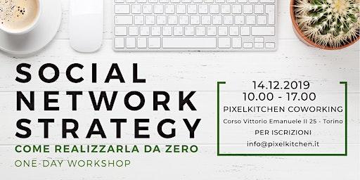 Social Network Strategy : come realizzarla da zero?  - Corso!