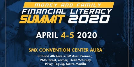 FinLit Summit 2020 : Money and Family tickets