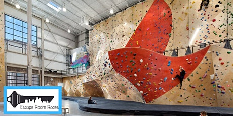Escape Rooms and Rock Climbing at Brooklyn Boulders! tickets