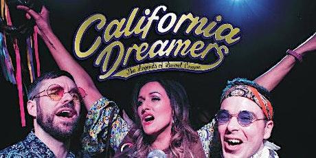 California Dreamers tickets