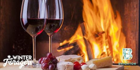 Wine & Sussex Cheese Tasting Evening with Winter Foragers & Brighton Wine tickets
