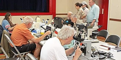 Quekett Club Microscopic Event tickets