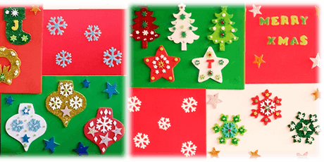 Christmas Craft and Games tickets