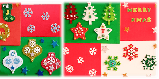 Christmas Craft and Games