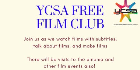 Film Club at YCSA tickets