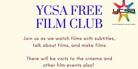 Film Club at YCSA tickets