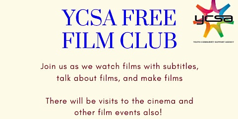 Film Club at YCSA