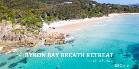 BYRON BAY BREATH RETREAT tickets