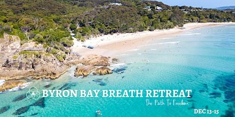 BYRON BAY BREATH RETREAT tickets
