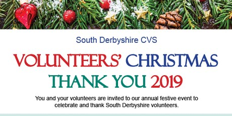 Volunteers' Christmas Thank You 2019 tickets
