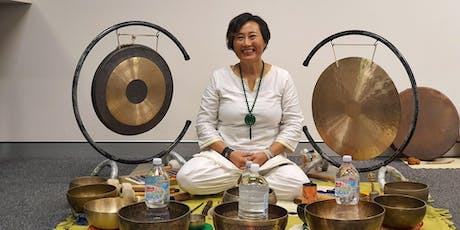 Christmas Sound Healing with Jasmine tickets