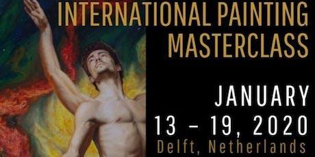 International Painting Masterclass tickets