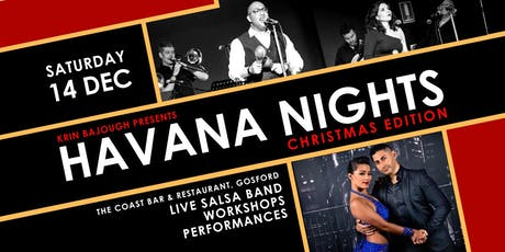 Havana Nights Christmas Edition! tickets