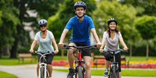 Social Bike Rides - Street Names
