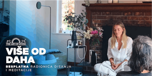 Više od daha – Besplatan uvod u Happiness program - Ruma