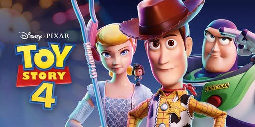 Muir Movies presents  Toy Story 4