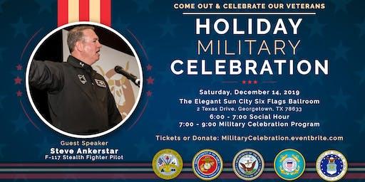 Holiday Military Celebration