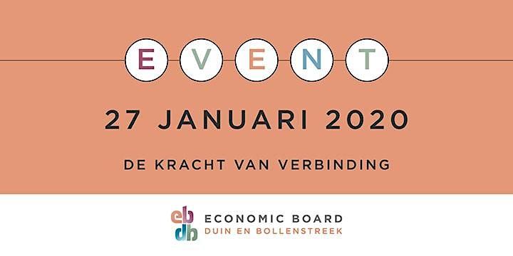 Afbeelding van Event Economic Board - De Kracht van Verbinding