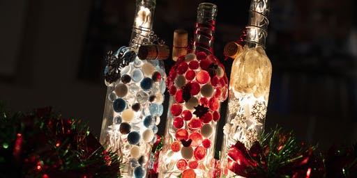 Lighted Bottle Workshop #2