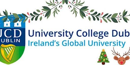UCD Global Christmas Breakfast 9am